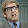 raskolnikov: Graham Chapman looking rather disgusted (Default)