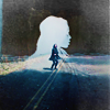 goodbyebird: Sleepy Hollow: Ichabod arriving on the highway, framed by Abbie's profile. (SH to not walk it alone)