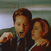 hilariousb: (Mulder and Scully cuteness)