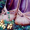 escritor: (satin slippers)