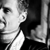 poulpette: Image of Goa'uld Baal, in black and white (SG1 - Ba'al: God with style)