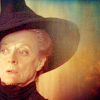 delphi: Photograph of Maggie Smith as McGonagall. (mcgonagall)