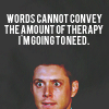 hildico: (SPN - Therapy)
