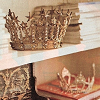 words_instead: fairy tale crowns with storybooks (storybook romance)