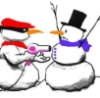 brigantine: (snowman stickup)