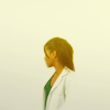 amihan: profile of martha jones of 'doctor who' wearing doctor's white coat, facing left ([doctor who] doc martha)