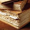 pameladlloyd: icon from <lj comm=magic_art> (old books)
