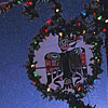 juniperphoenix: Raven-themed decorations from Northern Exposure (Merry Christmas)