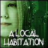 "alexseanchai: Little blonde white girl face, caption ""A Local Habitation"" (Toby Daye A Local Habitation April)"
