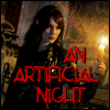 alexseanchai: Cover of Seanan McGuire's An Artificial Night (Toby Daye An Artificial Night cover)