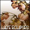 "alexseanchai: Wilting flowers, caption ""Late Eclipses"" (Toby Daye Late Eclipses wilting flowers)"