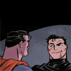 sinf: (Superman and Batman)