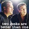 missyb1986: Two geeks (2 Geeks)