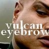 missyb1986: SG1  Teal'c!! (Vulcan Eyebrow)