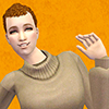 shadowfell_sims: Sim!Shadowfell has neck problems. (neck broken)
