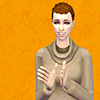 shadowfell_sims: Sim!Shadowfell is so happy for herself. (yay me!)