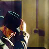 dueltastic: Image: Christopher Foyle putting on his hat. (foyles war)