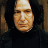 princessofgeeks: Snape, full face, looking daggers (snapestare by madametorsion)
