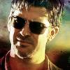 skieswideopen: John Sheppard from SGA wearing sunglasses (SG: John)