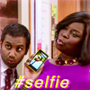 laisserais: Tommy and Donna take a selfie (selfie)