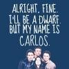 debauchery: (Freaks & Geeks: Carlos Dwarf)