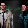 firefly124: Dean Winchester and Castiel (destiel by blue_diamond01)