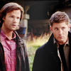 firefly124: Sam and Dean Winchester (sam-n-dean by blue_diamond01)