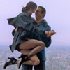 muccamukk: Amanda and Duncan tango dancing on the Eiffel Tower (HL: Tango in the Sky)