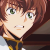 swordofzero: Picture of Suzaku looking shocked (THAT'S NOT MEANT TO HAPPEN!)