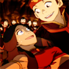 onestepforward: ATLA; Katara/Aang ({just dance})