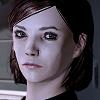 eien_herrison: My version of Commander Shepard from Mass Effect 2 (Mass Effect 2)