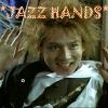 tallulahgs: Kiriyama jazz hands (Kiriyama jazz hands)