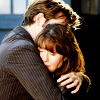 thingswithwings: Ten and Sarah Jane having a big hug (dw - Ten and Sarah Jane have a big hug)