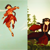 onestepforward: ATLA; Ty Lee & Mai ({Want to be your love for real})