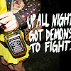impersona: (demons to fight)