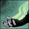 mayhap: (black nail varnish)