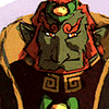 great_king_of_evil: official art @hyrule historia ([094] (TWW))