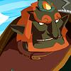 """great_king_of_evil: art by <user name=""""Ganondorfs_Girl"""" site=""""deviantart.com""""> ([095] (TWW))"""