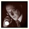aprilvalentine: (Finch flashlight b&w)