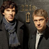 kass: Sherlock and John. (Sherlock)