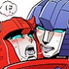 cliffjumper: (Mirage and CJ - something going on)