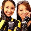 jenndubya: go-buster girls (SS / Yoko + Escape)