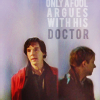 crystal_clear: (sherlock/john - arguing with doctor)