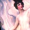 zhopa: (awkward angel)