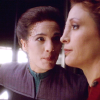 such_heights: jadzia dax & kira nerys (trek: dax/kira)