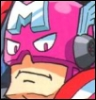 thanekos: Metal Man is Captain America in a Rockman 2 boxart riff. (pic#696434)