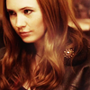 avendya: Amy Pond glares and is gorgeous. (Doctor Who - Amy Pond is prettier than y)