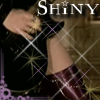 ldybastet: Male guitarist's half-naked thigh with shiny sparklies (GazettE - Uruha shiny thigh)