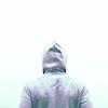 merryghoul: white hoodie (white hoodie)