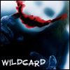 ponderosa: tdk joker with the bloody smile (batman - wildcard)